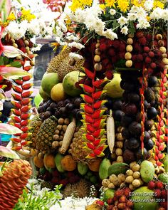 Mindanao - Fruit Basket of the Philippines  by Weng Gales