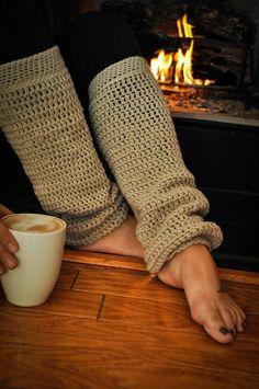 Leg Warmers Crochet Patterns | hand made crochet leg warmers