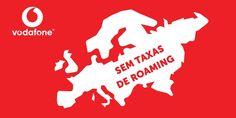 Última hora: Acabou-se o roaming na Vodafone