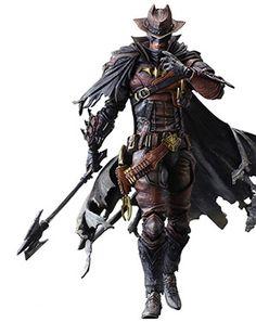 Wild West Batman Action Figure - Top 10 Action Figures http://ragebear.com/top-10-action-figures/