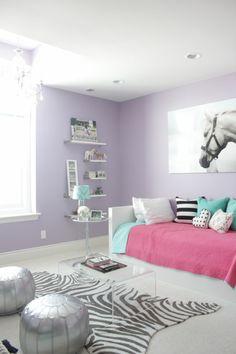120 idées pour la chambre d\'ado unique! | Bedrooms, Room and ...