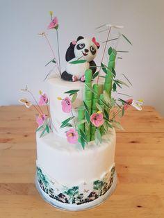 PANDA CAKE #pandacake