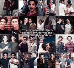 Teen Wolf - O´brosey - Sciles - Tyler Posey´s quote at NYCC 2016