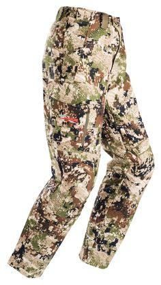 Mountain pants- subalpine