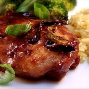 Baked Potato, Pork, Potatoes, Meat, Chicken, Baking, Ethnic Recipes, Kale Stir Fry, Pigs
