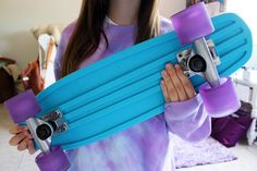 Pennyboard ♥ | via Tumblr na We Heart It http://weheartit.com/entry/70978615/via/Mrs_Landrynka