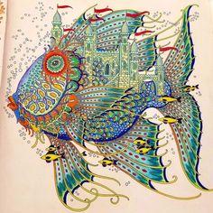 #zemljasnova #tomislavtomic #adultcoloringbook #divasdasartes #beautifulcoloring #