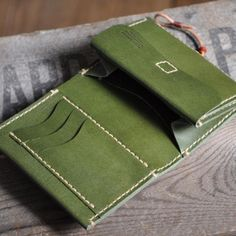 Teha'amana (Japan)Leather Wallet S - eimeku :: online shop