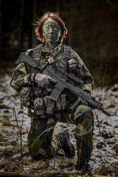 Armén tar steget in i framtiden - Försvarsmakten