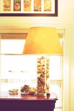 Semi- DIY Fillable Lamp