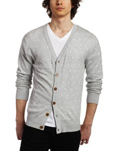 french connection mens cardigan