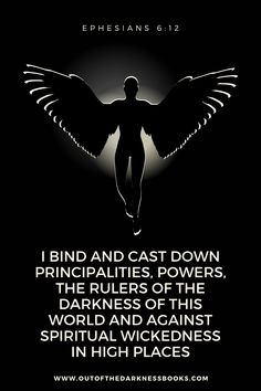 ARE YOU REMOVING DARK SPIRITS?
