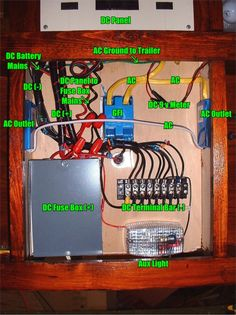 RV Wiring diagram (white board diagram)  Jayco RV Owners Forum | RV Maint | Camper, Jayco rv