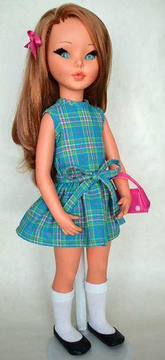 DUBLINO Repro variation for Furga S Girls in Dolls, Bears, Dolls, Crissy   eBay