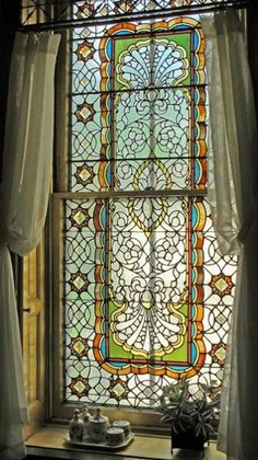 The Best Stained Glass Home Window Design Ideas 02