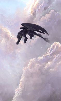 Toothless by ~TheCobs on deviantART
