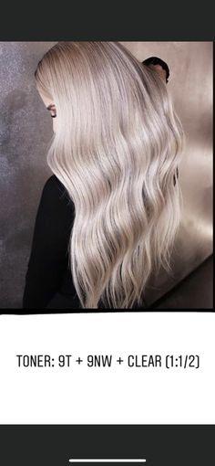 Hair Color Formulas, Ash Hair, Colored Curly Hair, Curly Hair Styles, Stylists, Hair Beauty, Shades, Hair Products, Hair Colors