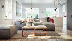 A Duplex Penthouse Designed With Scandinavian Aesthetics & Industrial Elements  http://www.home-designing.com/2014/11/a-duplex-penthouse-designed-with-scandinavian-aesthetics-industrial-elements-includes-floor-plans