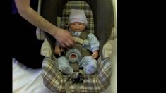 How to Buckle a Baby into a Car Seat with a 5-Point Harness