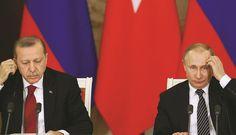 "Erdogan and Putin: a ""strategic partnership"""
