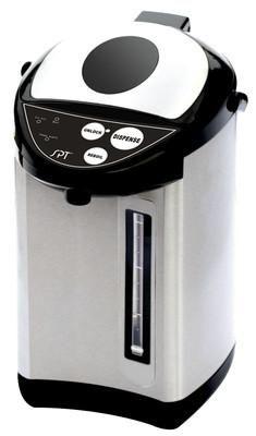 Sunpentown Stainless-Steel Hot-Water Dispensing Pot Part No. Small Kitchen Appliances, Cool Kitchens, Lancashire Hot Pot, Water Boiler, Smart Home Technology, Specialty Appliances, Water Dispenser, Dishwasher, Coffee Maker