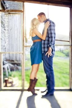 cowboy boot kisses