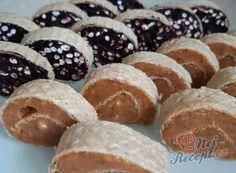 Nejlepší recepty na nepečené cukroví | NejRecept.cz Christmas Baking, Doughnut, Nutella, Muffin, Sweets, Bread, Breakfast, Food, Boleros