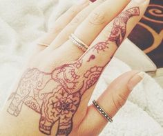 elephant family tattoos - Google Search
