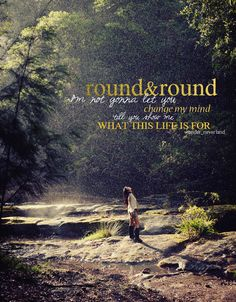 Round and Round by Imagine Dragons. made by wonder_neverland Imagine Dragons Lyrics, Hades, Portrait Photography, Ethereal Photography, The Great Outdoors, Mists, Life Is Good, Beautiful Places, Earth
