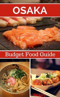 Osaka budget food guide