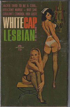 cover of the book White Cap Lesbian