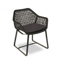Kettal Maia Stackable Armchair.  Available through Inform