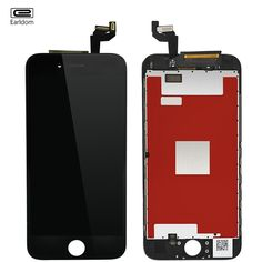 5PCS/lot AAA Quality No Dead Pixel for iphone 6 LCD display For iPhone 6plus Touch Screen Digitizer Assembly Black and White