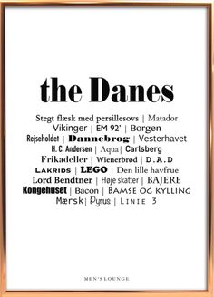 the Danes Sarcastic Quotes, True Quotes, Words Quotes, Wise Words, Qoutes, Sayings, Motto, Danish Language, Book Girl