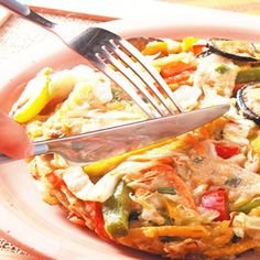 什錦蔬菜煎餅(1)