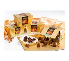 """Čokoládové lanýže """"Koňak""""   magnet-3pagen.cz #magnet3pagencz #3pagen #sweets #sladkosti Dog Food Recipes, Container, Dog Recipes"""