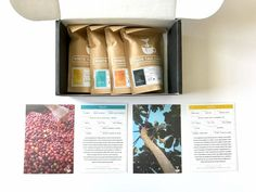 28 Best Coffee Subscription Boxes for 2020 - Urban Tastebud Vanilla Iced Coffee, Iced Coffee At Home, Coffee Is Life, Espresso Coffee, Coffee Love, Coffee Break, Best Coffee, Tea Subscription Box, Coffee Review
