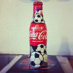 Bouteille Coca-Cola Euro 2012