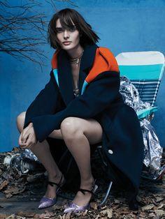 "Sam Rollinson "" Camp Nowhere "" by Rafael Stahelin Vogue Korea October 2014"