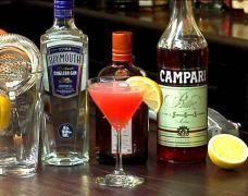 Jasmine Cocktail, one of my favorites