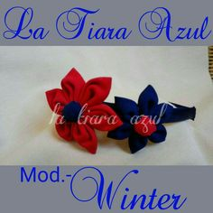www.latiarazul.com Diademas en twla