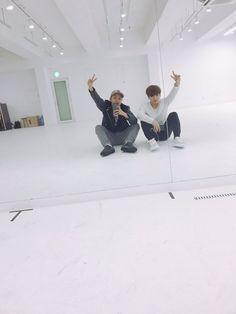 BTS Jungkook and JHope