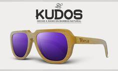 Curvas seductoras y un marco con un poco mas de tamaño hacen a KUDOS un accesorio para los genios del estilo que quieren destacarse de la multitud.