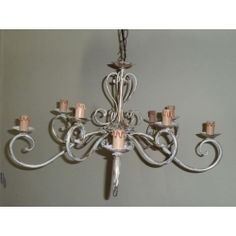 Wrought Iron Chandelier. Customize Realisations. 247 Wrought Iron Chandeliers, Ceiling Lights, Lighting, Home Decor, Light Fixtures, Ceiling Lamps, Lights, Interior Design, Home Interior Design