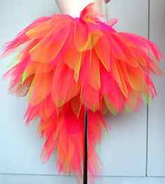 Bird-of-Paradise-Fantasy-Tutu-with-stunning-Tail-Carnival-Dance-Festival-Hen