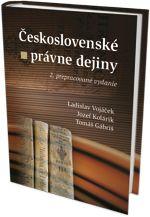 Československé právne dejiny, 2. prepracované vydanie