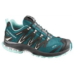 Salomon XA Pro 3D Ultra GTX Trail Running Shoes (Womens) | Free Delivery at Nevisport
