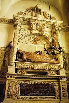 Nagrobek bp Andrzeja Zebrzydowskiego, Jan Michałowicz z Urzędowa, 1562-63