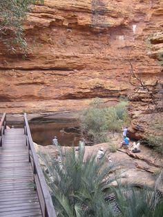 Garden of Eden, Kings Canyon, NT [rps]