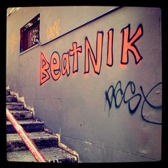 Beatnik - San Fran, Russian Hill?